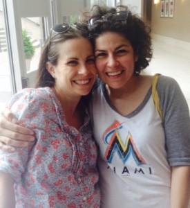 Rita and Macie