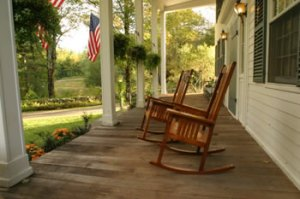 usa porch